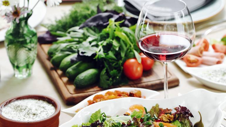 When to match red wine with fish
